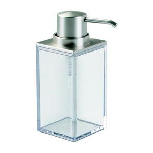 Dávkovač na mýdlo iDesign Clarity Soap