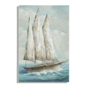 Obraz BARCA A VELA -a-120x3,7x80