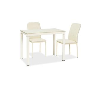 Stůl GALANT krém 100x60