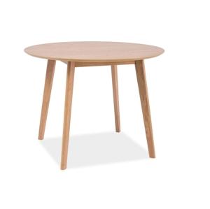 Stůl MOSSO II dub 100x100