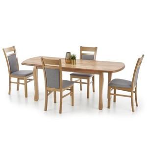 ARNOLD stůl barva dub Craft (150-190x80x75 cm)