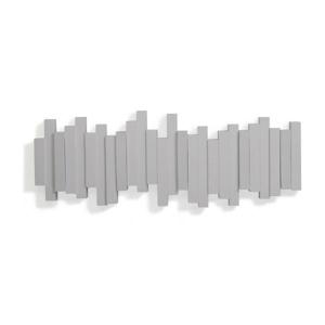 Věšák Sticks Multi šedý