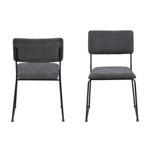 Židle Cornelia Antracit