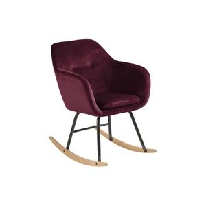 Židle houpací Emilia Vicente Bordeaux