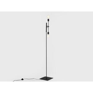 Lampa podlahová TWIGO FLOOR 2 - černá