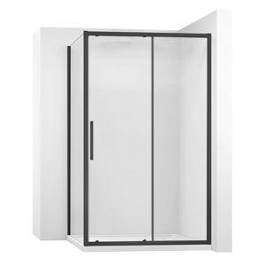 Kabina sprchová rohová RAPID SLIDE |Varianta produktu - Dveře: 130 Stěny: 100