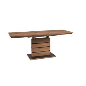 Stůl LEONARDO dub 140(180)x80