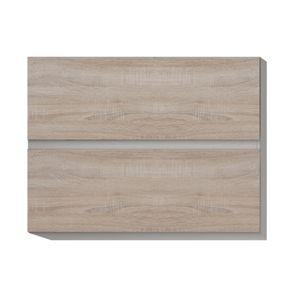 Horní skříňka G 80 U, dub sonoma/bílá, LINE