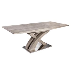 Jídelní stůl, dub sonoma, BONET NEW TYP 2