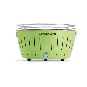 Zelený bezkouřový gril LotusGrill XL