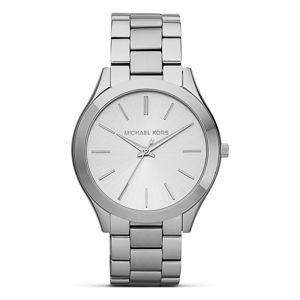 Unisex hodinky ve stříbrné barvě Michael Kors