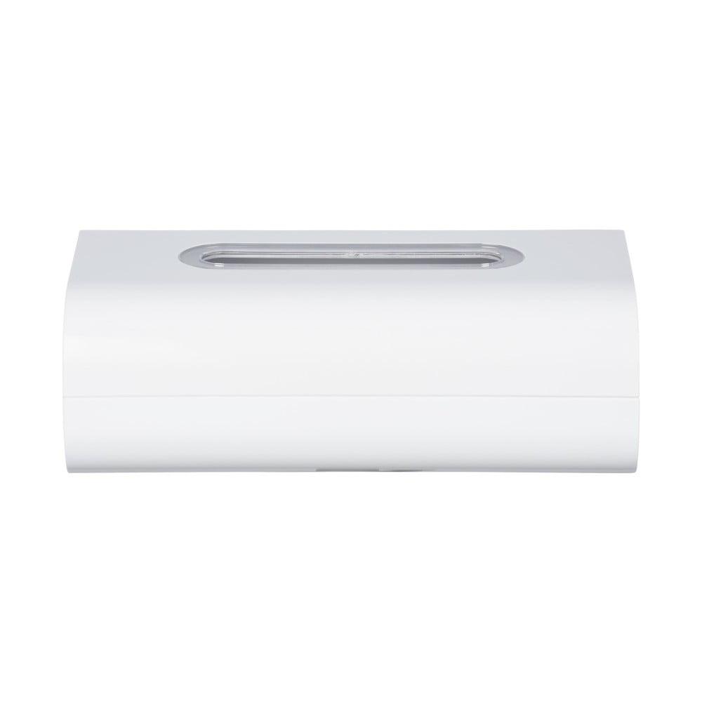 Bílý zásobník na papírové kapesníky Wenko Oria