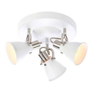 Bílé stropní svítidlo Markslöjd Alton Ceiling 3L