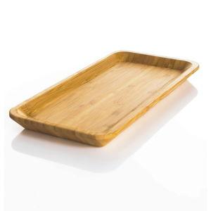 Malý bambusový tác Bambum Espresso