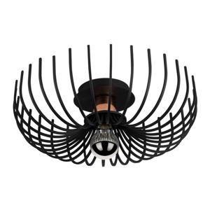 Černé stropní svítidlo Opviq lights Aspendos, ø 36 cm