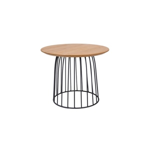 Konferenční stolek DAFNE B dub/černá