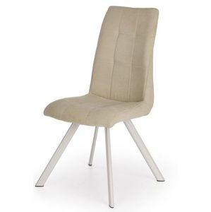 K241 židle béžová