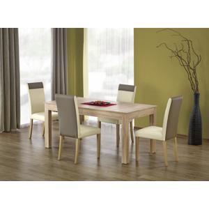 SEWERYN 160 / 300 cm stůl barva dub sonoma (160-300x90x76 cm)