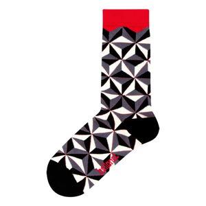 Ponožky Ballonet Socks Prism, velikost36–40
