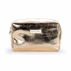 Kosmetická taška ve zlaté barvě Tri-Coastal Design