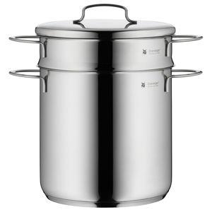 Nerezový hrnec na těstoviny s poklicí WMF Cromargan® Mini, ⌀ 18 cm