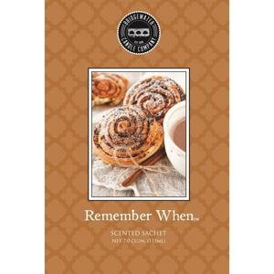 Sáček s vůní zázvoru, ořechů a skořice Bridgewater candle Company Remember When
