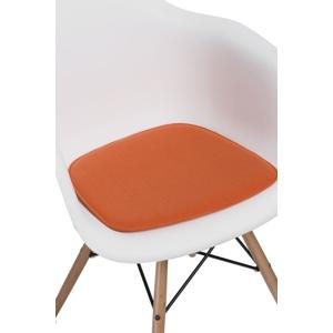 Polštář na židle ARM CHAIR oranž