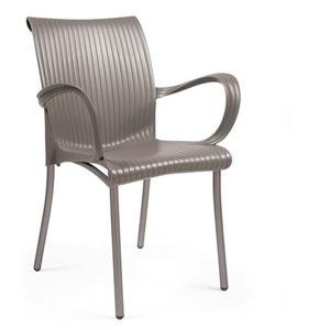 Židle DÁMA béžová