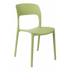 Židle FLEXI zelená
