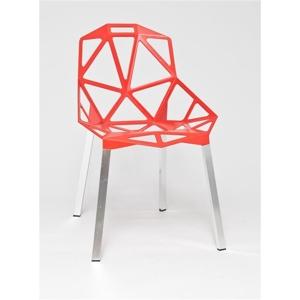 Židle GAP červená