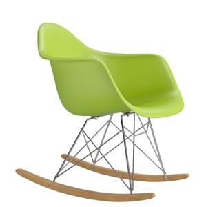 Židle P018 RR PP zelená inspirována rar