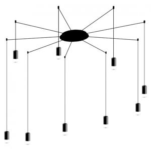 Závěsná lampa FLUSSO ARM 9