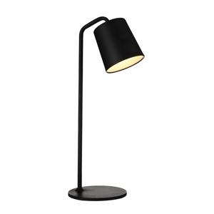 Kancelářská lampa FLAMING TABLE černá