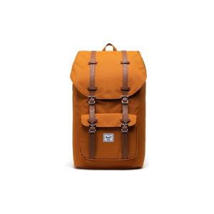 Oranžový batoh Herschel Little America, 25 l