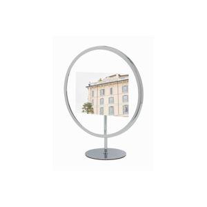 Šedý volně stojící rám na fotografii o rozměru 10 x 15 cm Umbra Infinity