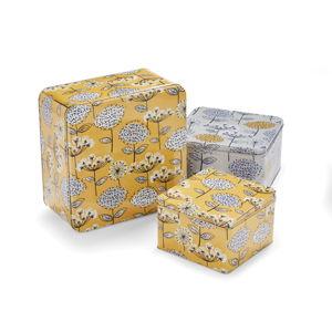 Sada 3 úložných boxů Cooksmart ® Retro