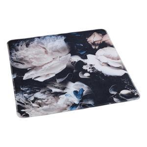 Koupelnová předložka Wenko Peony, 54x54cm