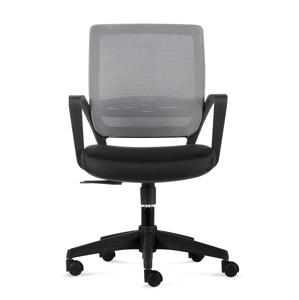 Kancelářské křeslo SECA B šedé/černé