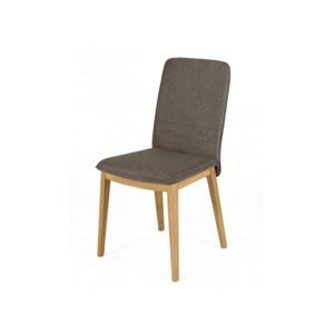 Sada 2ks - židle ADRA dub šedá