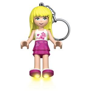 Svítící přívěsek na klíče LEGO® Friends Stephanie
