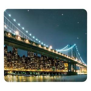 Skleněný kryt na sporák Wenko Brooklyn Bridge, 56x50cm