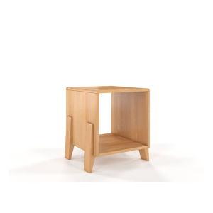 Noční stolek z bukového dřeva Skandica Visby Gdansk