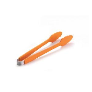 Oranžové silikonové grilovací kleště LotusGrill