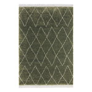 Zelený koberec Mint Rugs Jade, 120 x 170 cm