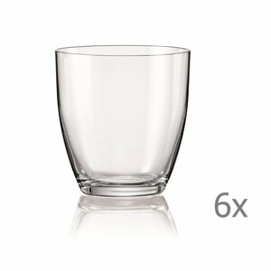 Sada 6 sklenic na whisky Crystalex Kate, 300 ml