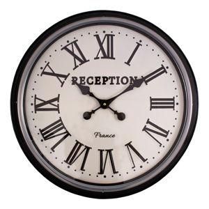 Nástěnné hodiny Antic Line Reception,ø59cm