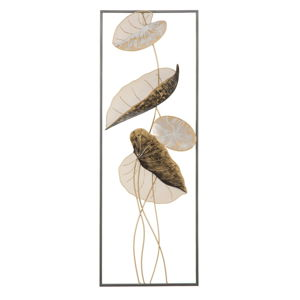 Nástěnná kovová dekorace Mauro Ferretti Loto A, 31x89,5cm