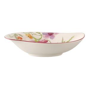 Porcelánová miska s motivem květin Villeroy & Boch Mariefleur Serve, 21 x 18 cm