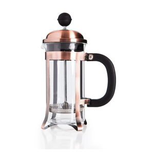 Tmavě měděný french press Tasev Watson, 350 ml