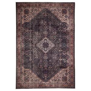 Hnědý koberec Floorita Bjdiar, 160 x 230 cm